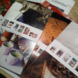 alska-mat-vykort-kollektioner