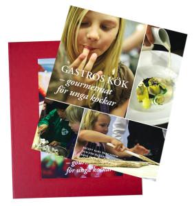 Gastros kök – gourmetmat för unga kockar i handgjord presentlåda